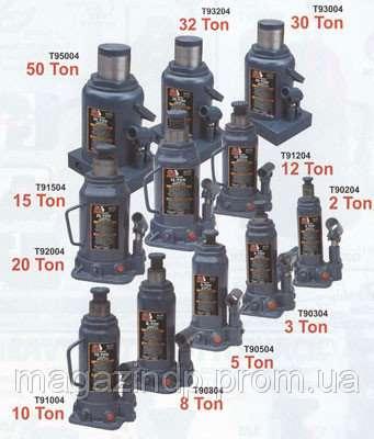 домкрат бутылочный 10т  t91004 torin
