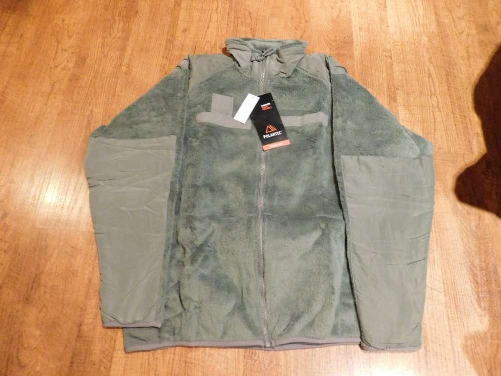 Оригинал! Третий слой флисовая куртка армии США страйкбол АТО