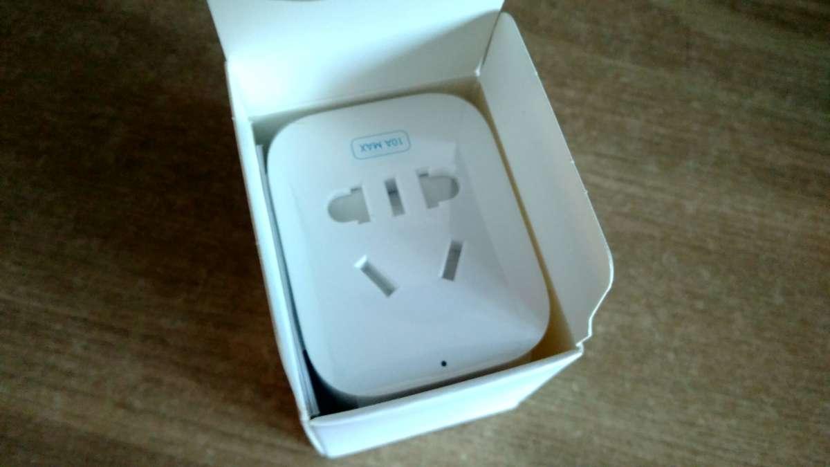 Умная розетка Xiaomi Mi Smart WiFi Socket ZNCZ02CM