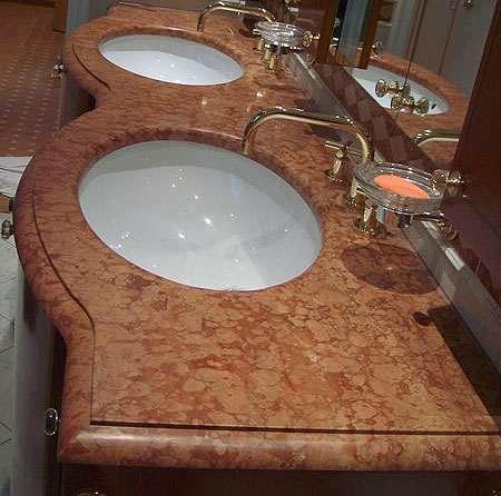 Столешница, раковина, мебель для ванной