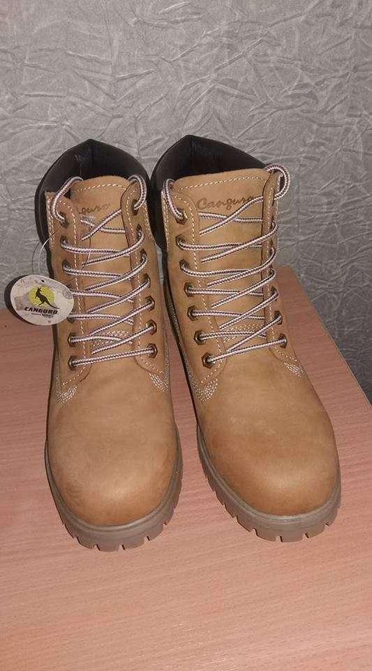 Мужские ботинки Canguro