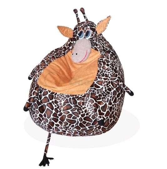 Кресло мешок Жираф недорого