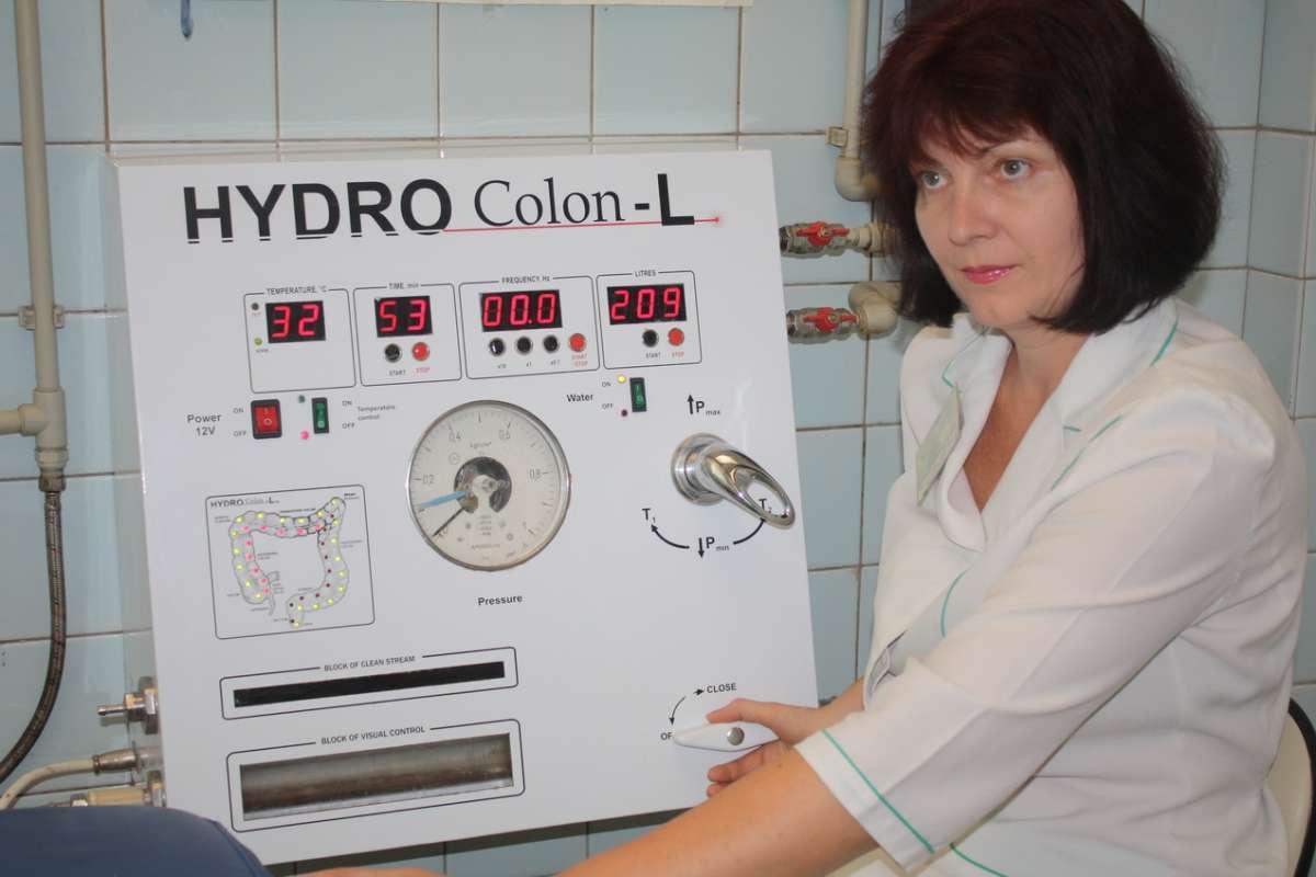 Гидроколонотерапия, Хаммам, СПА-программы, массажи