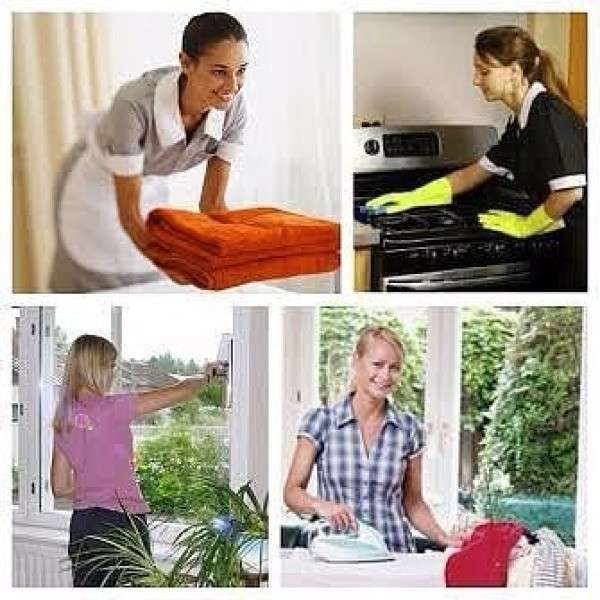 Работа домработницей за границей с проживанием