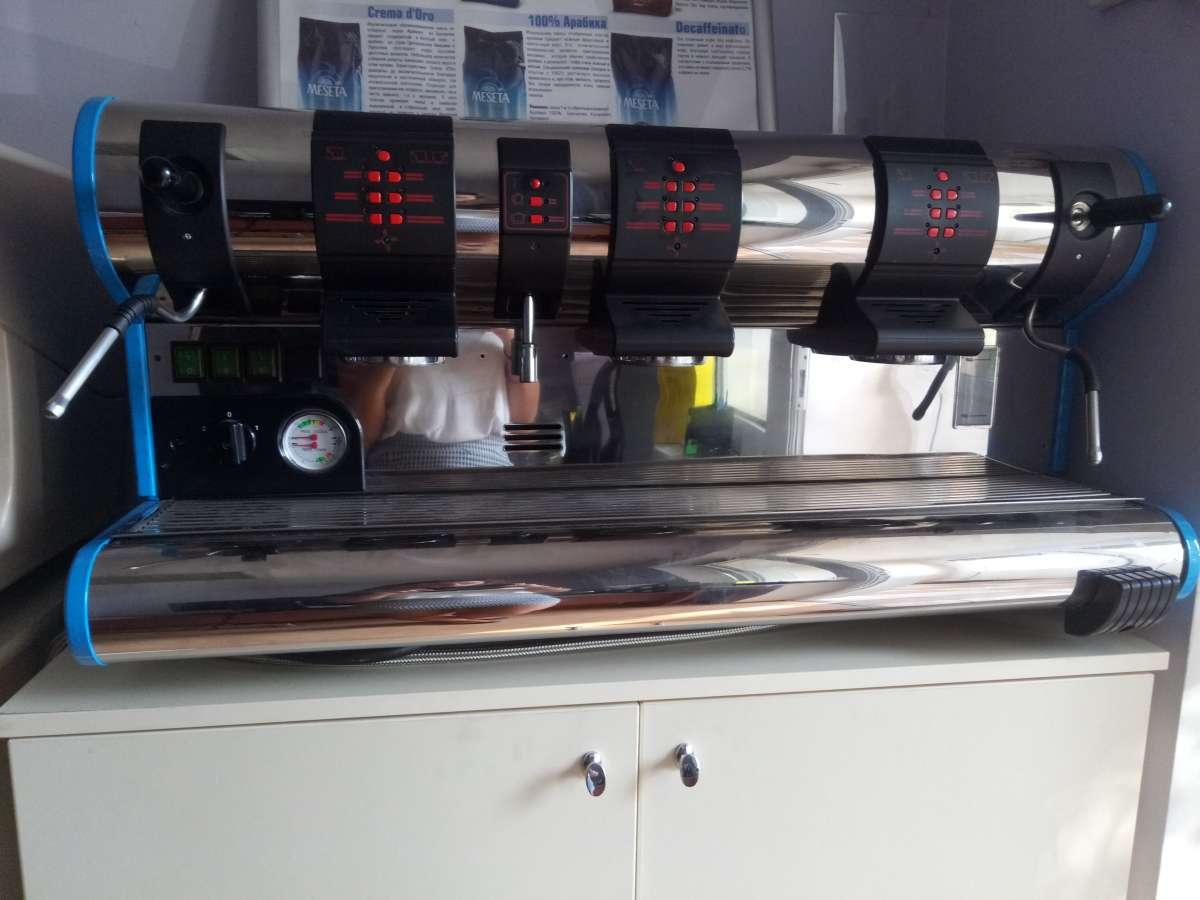 Профессиональная Кофемашина La San Marco Sprint 95-E 3GR