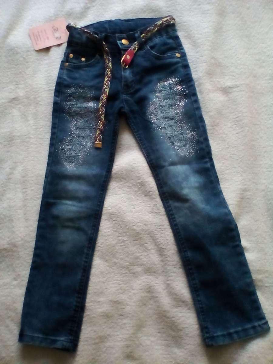 Нові стильні модні джинси 116 р! Продам!