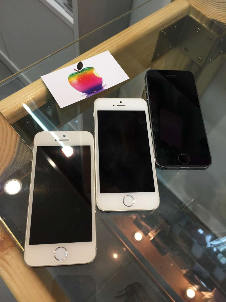 IPhone 5S 16\32\64GB gold\space\silver