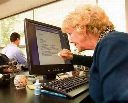Работа в интернете для пенсионеров.