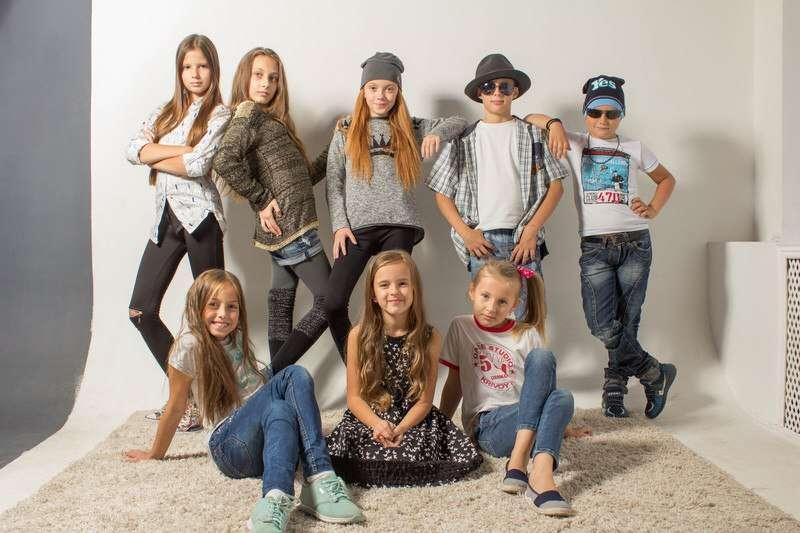 Развивающая Школа Моделей для детей KiVi Models