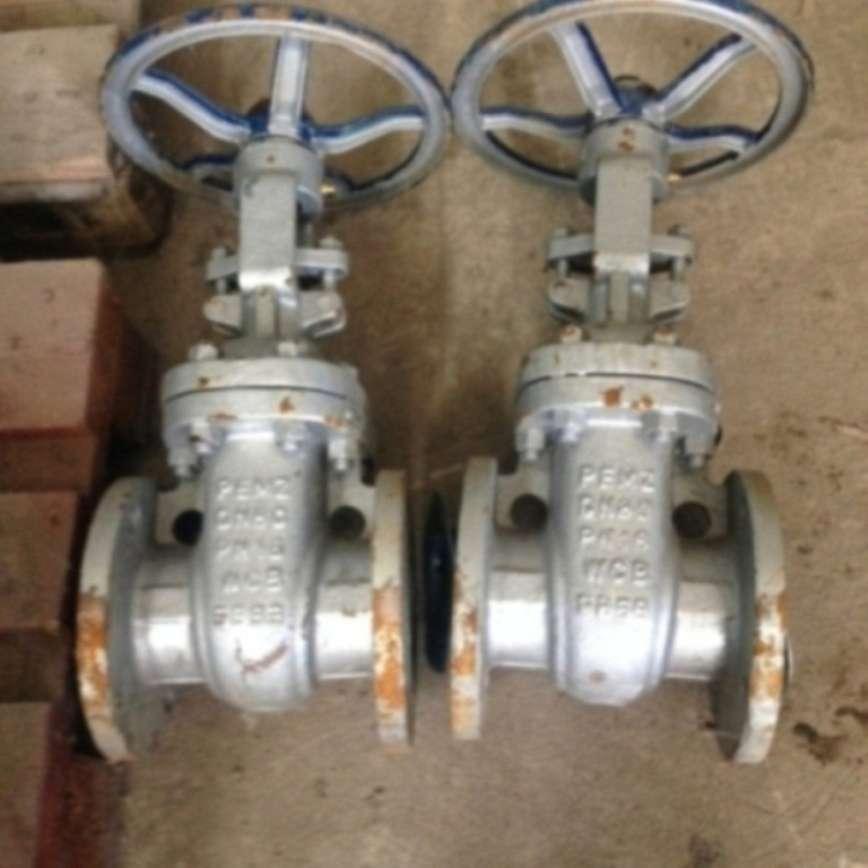 Задвижки стальные трубопроводные с руучным приводом - недорого