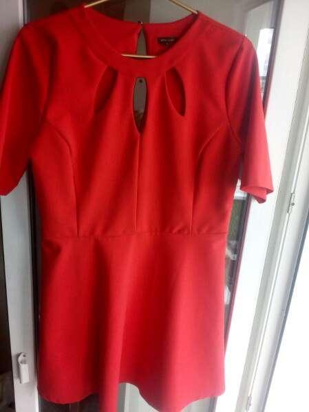 Продам яркое красивое платье Размер 14 (48-50)