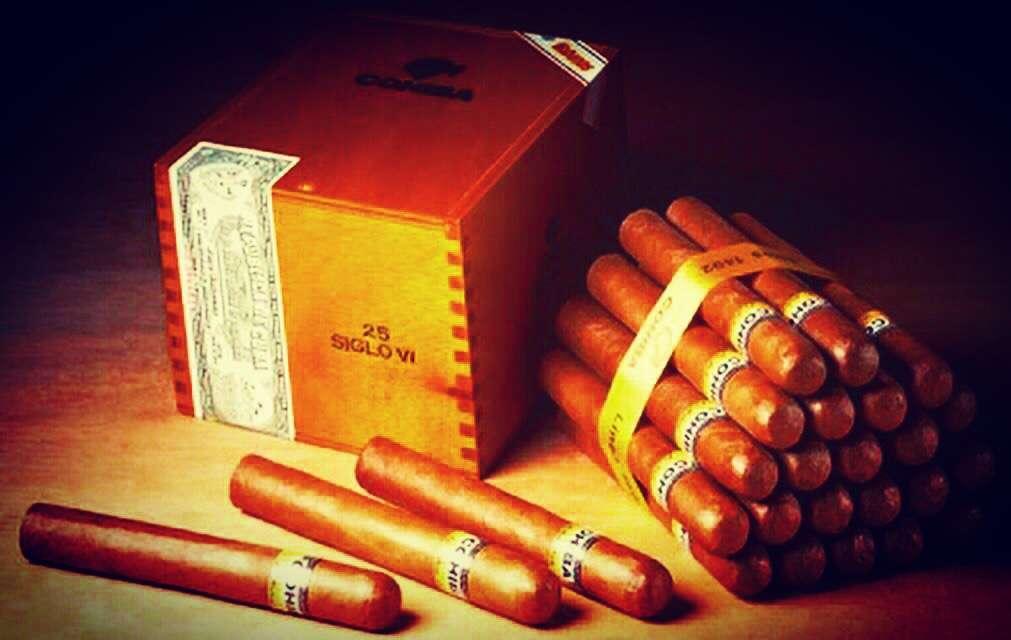 Кубинские сигары COHIBA SIGLO 6, 25 шт.