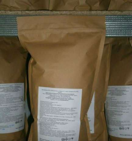 Свежий протеин (протеїн) з молочного завода. Проверений виступающими.