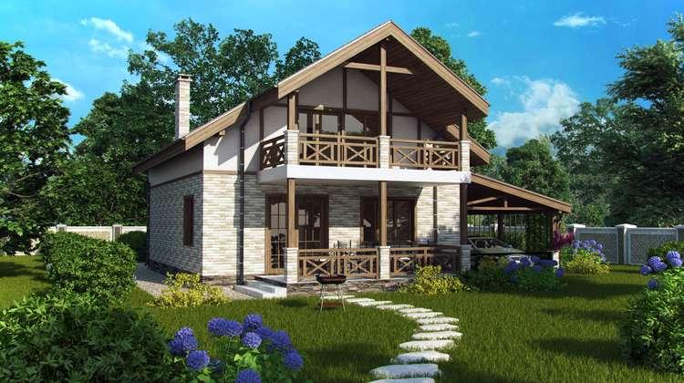 Проектирование домов, строительство под ключ