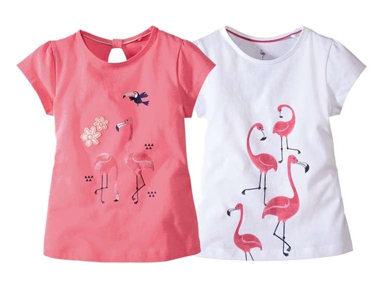 Комплект футболок. (Lupilu) Код. 170701