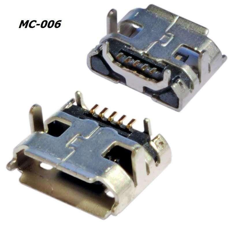 Гнездо micro MC-006 для телефонов и планшетов