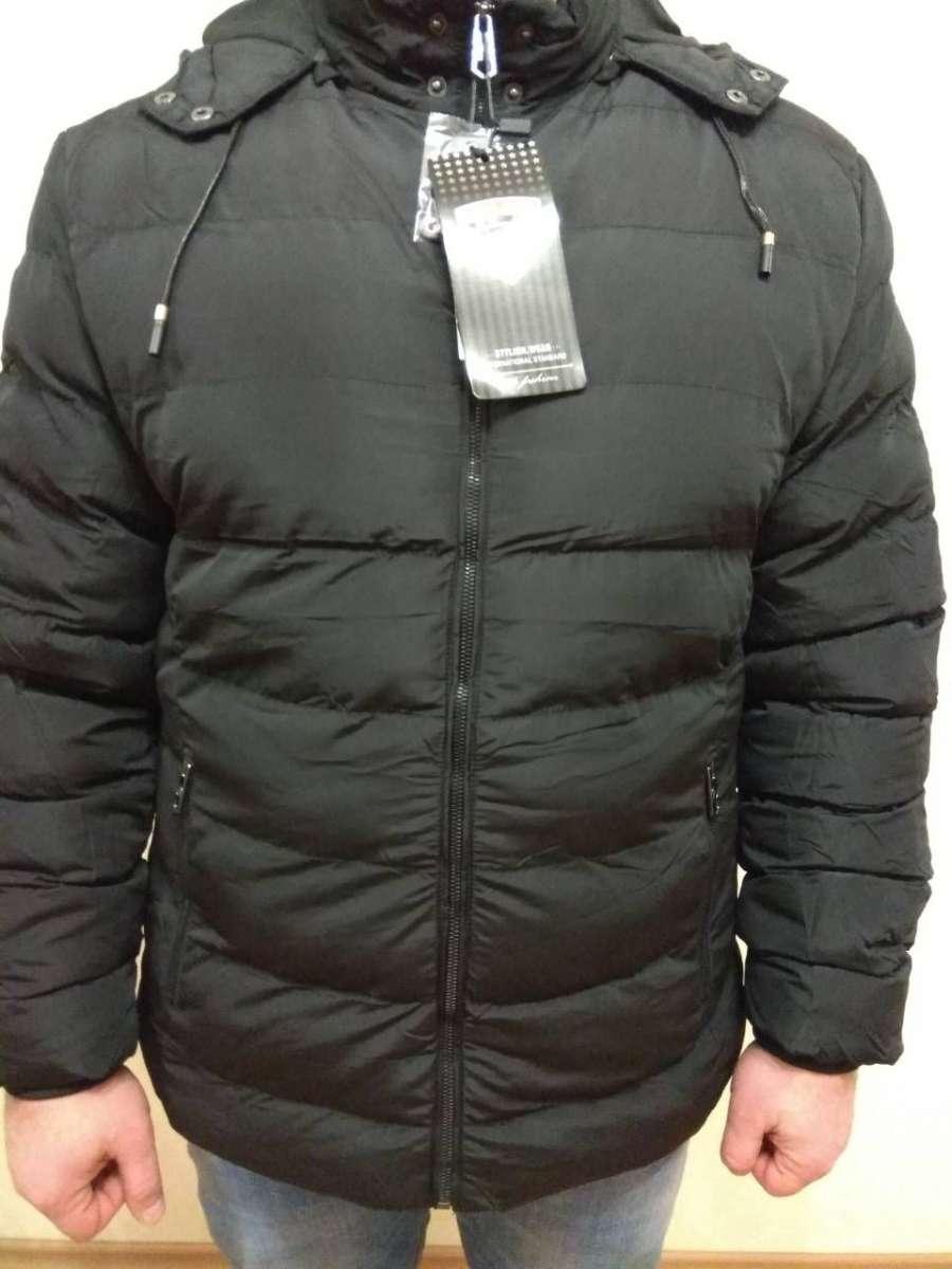 Зимняя мужская куртка, размеры M, L, XL