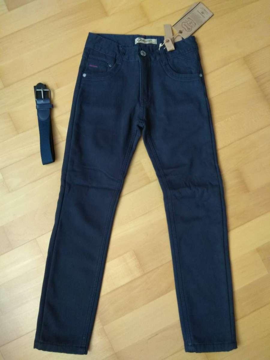 Коттоновые штаны, брюки на флисе для мальчика Grace р.140, Венгрия