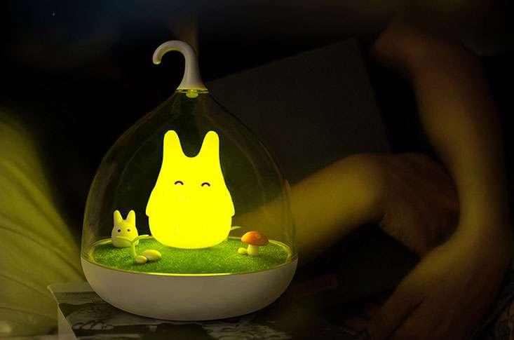 Светильник-Ночник Totoro, Акция
