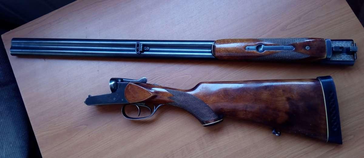 Охотничье гладкоствольное ружье ИЖ-58МА штучное