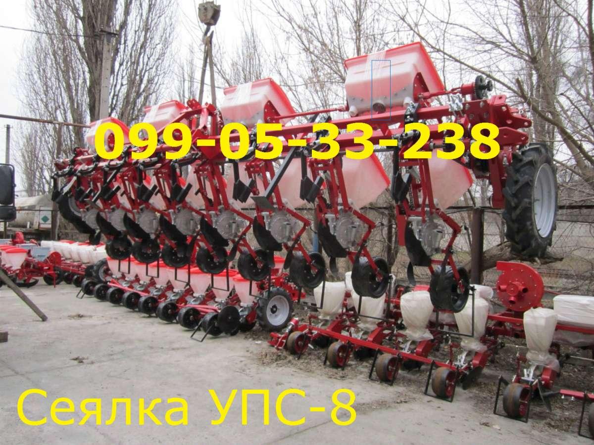 Сеялка Упс-8 новая 18года/продажа Днепр-Украина