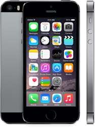 iPhone 5S 32GB Space Gray (Б/У)