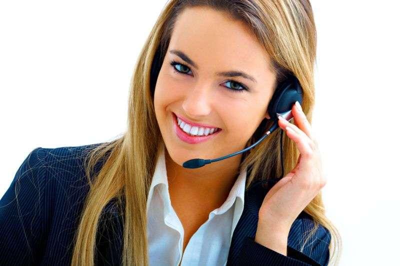 Оператор call-centre(входящая линия)