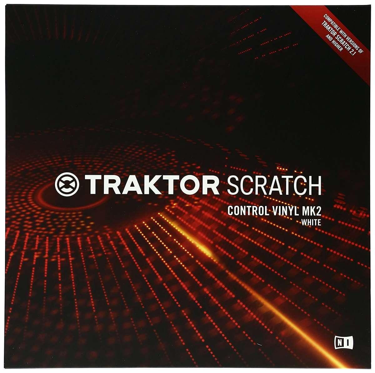 Продам Native Instruments Traktor Scratch Control Vinyl Black MK2