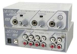 Продам звуковую карту ESI U46DJ + Traktor Scratch Control Vinyl.