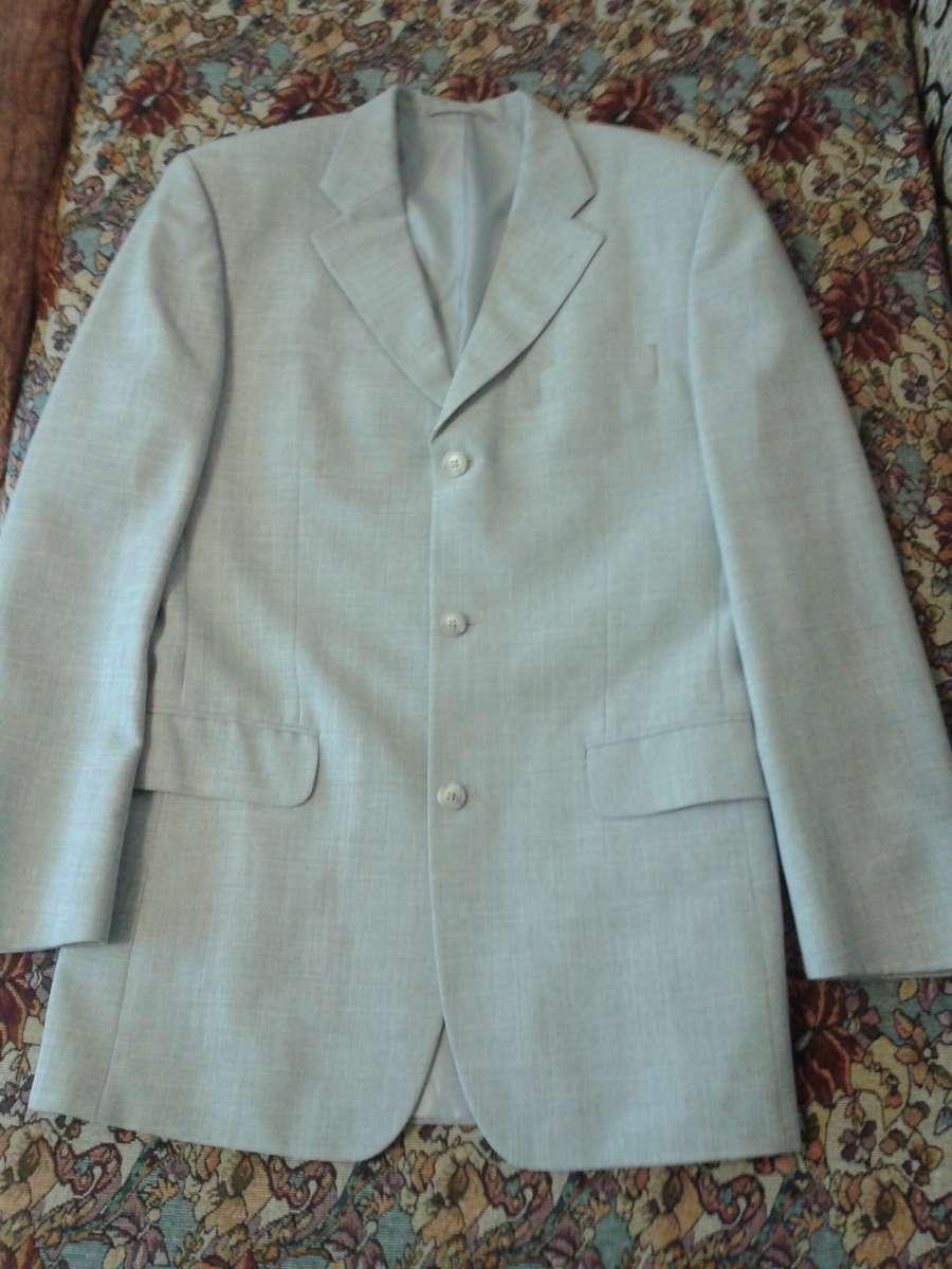 Мужской костюм (пошив от М.Воронина)
