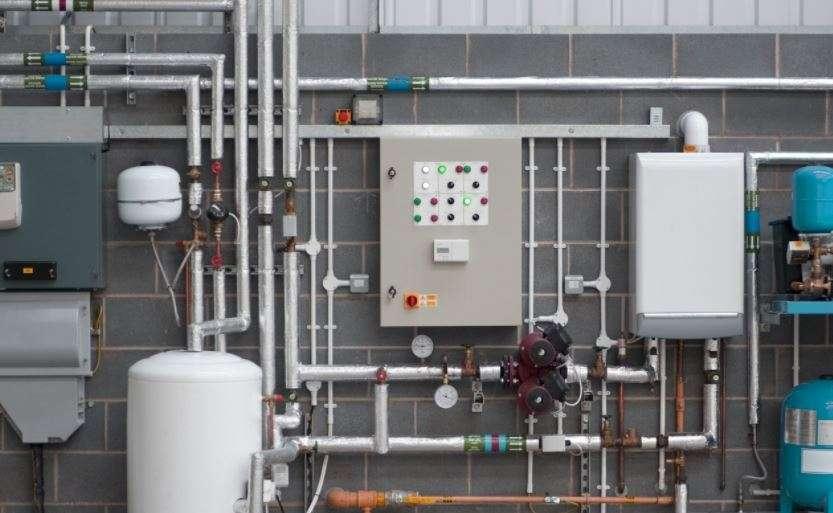 Проект, монтаж систем вентиляции, кондиционирования, отопления