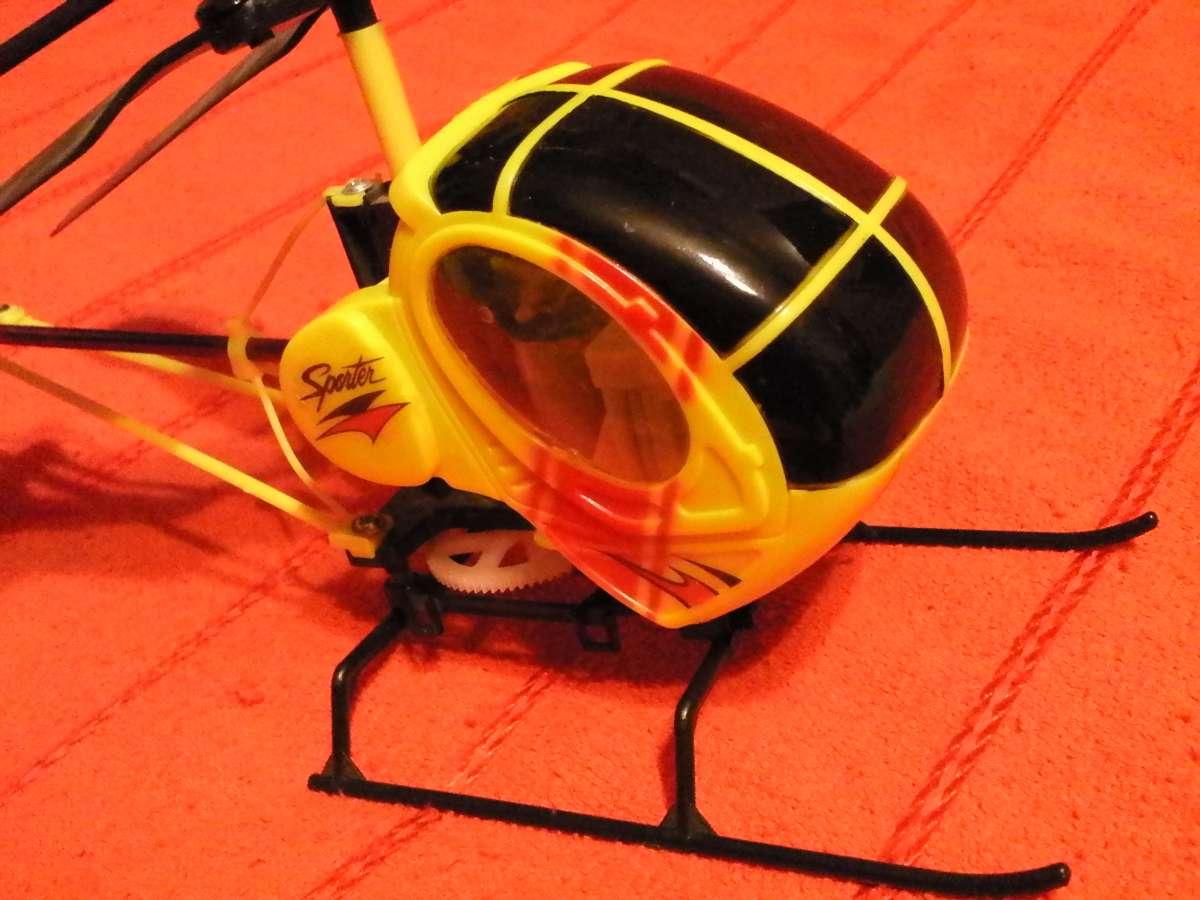 Вертолет большой Sporter на радиоуправлении.