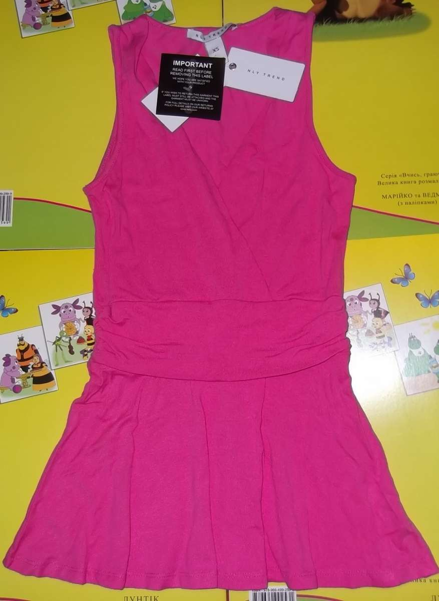 Платье,туника  Nly Trend (Эн-Эл-Вай Тренд) р. 146  новое