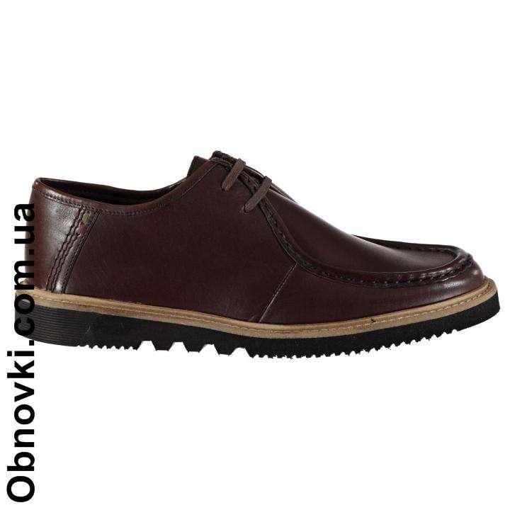 Мужские туфли Kickers