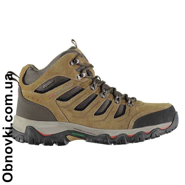 Ботинки для прогулки средней высоты мужские KARRIMOR MOUNT