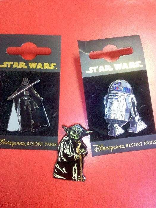 Значки Star Wars