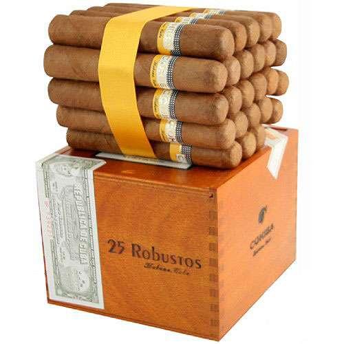 сигары кубинские Cohiba Robustos
