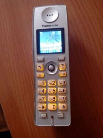 Радиотелефон - трубка Panasonic KX-TG912