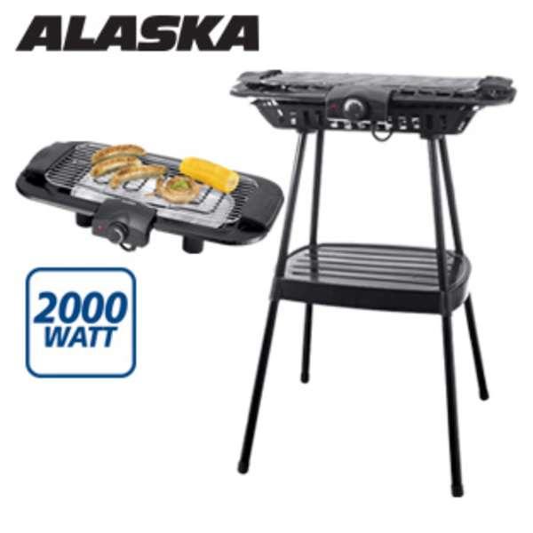 Барбекю Аляска STG 2100 N