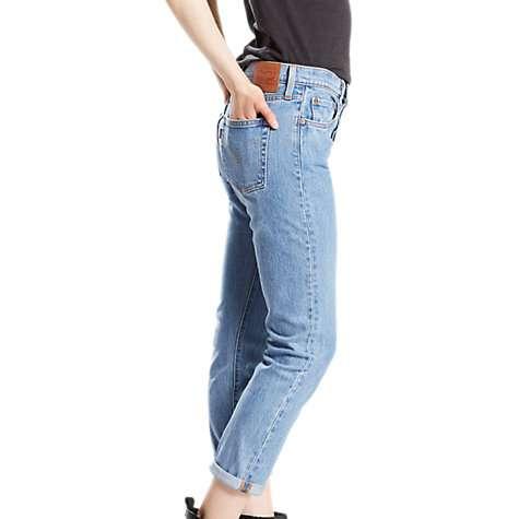 Новые винтажные джинсы Levi's 501 Taper