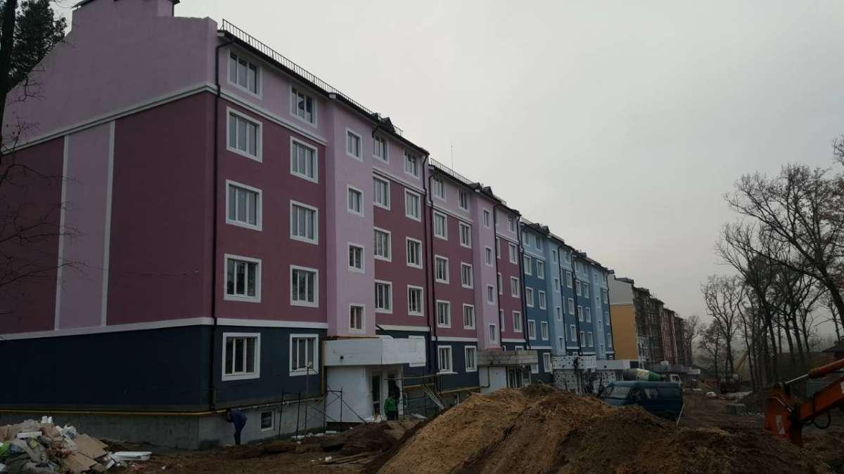 Готова квартира 59кв.м. з видом на ЛІС в клубному комплексі!
