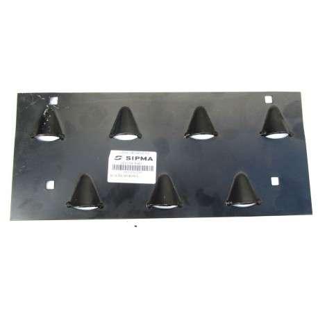 Плита ограничивающая (терка) пресс-подборщика Sipma Z224