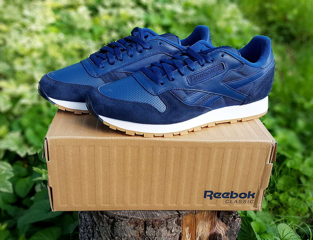 Кроссовки Reebok Classic Leather SPP (Оригинал)