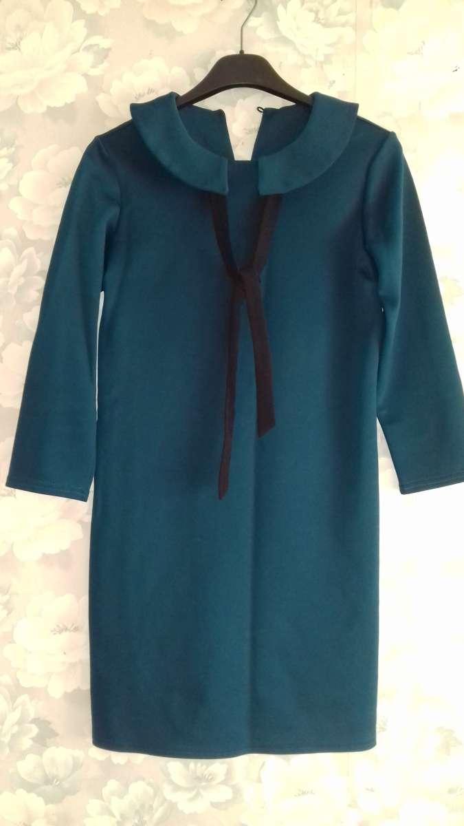 Платье теплое 36-38р