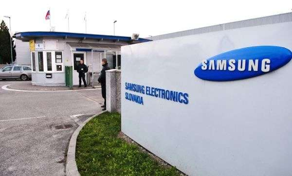 Samsung Electronics Slovakia
