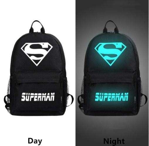 Рюкзак, светится в темноте. 3 вида.