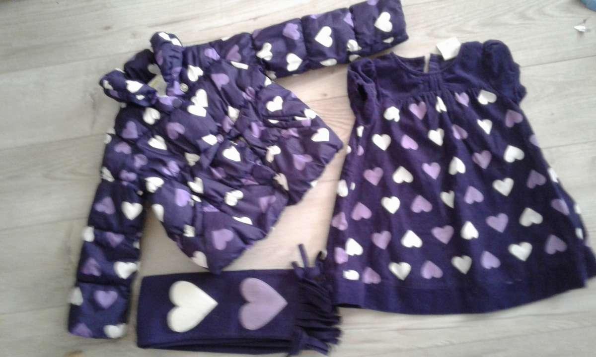 Продам любимое вельветовое платье из серии Сердечки Crazy8