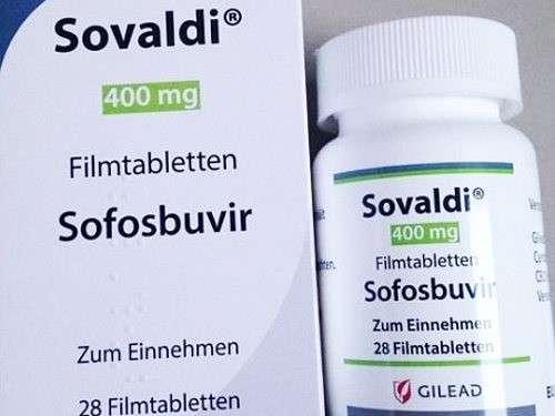 Купите Софосбувир /виропак  400 мг, 28 табл оптом в Киеве