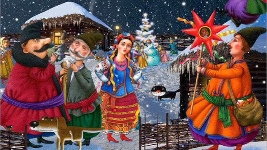 Рождество в Диканьке, тур в Диканьку Рождество, экскурсия Полтаву