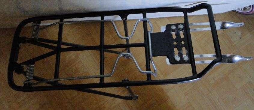 Продам Швецарскиий Алюминевый 670грамм велобагажник PLETSCHER 26-28кол